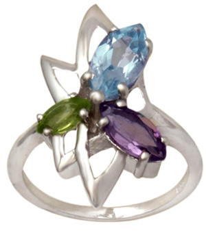 marquise gemstone jewellery silver gemstone jewellery wholesale silver jewellery