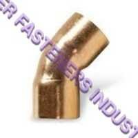 copper elbow 45