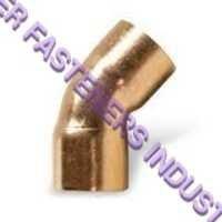 copper elbow 45