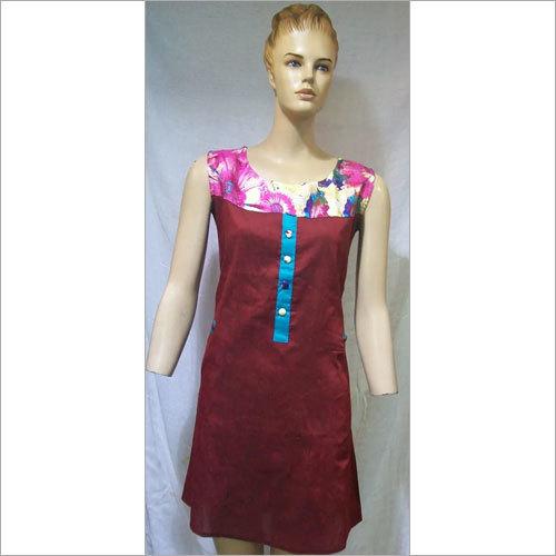 Designer Silk Kurtis