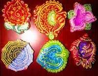 New Diwali Diyas 2012