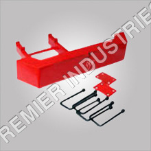 Mahindra Tractor Box Type Bumper