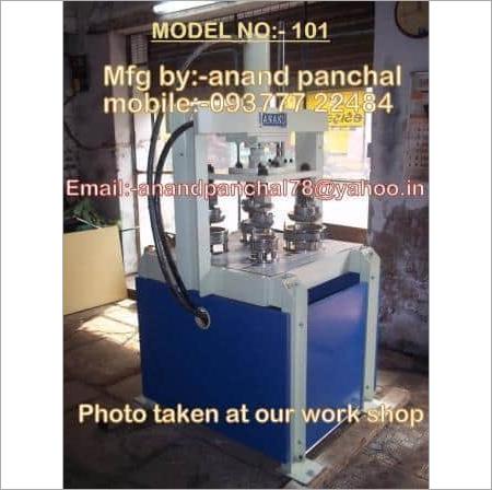 Four Die Hydraulic Paper Plate Making Machine
