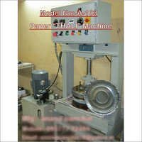 Digital Hydraulic Paper Thali Making Machine