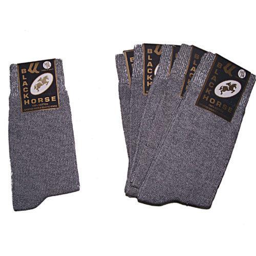 Lycra Cotton Dual Color Socks