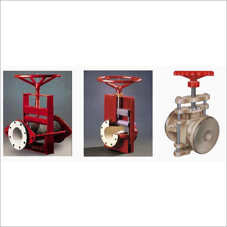 Industrial Pinch Valves