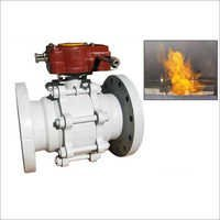 Fire Safe Ball Valve<