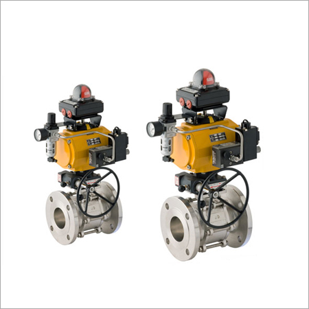 Direct Mounting Pad Ball Valve