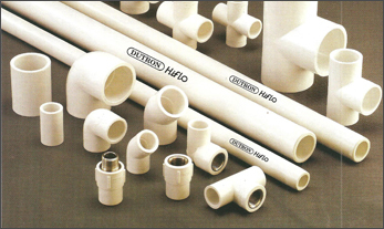 UPVC Plumbing Pipe (White-ASTM-D-1785)