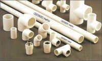 Upvc Plumbing Pipe (White-astm-d-1785)