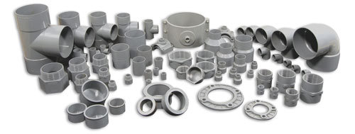 Moulded Fittings
