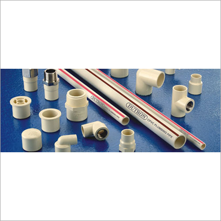 C-PVC Water Pipes (Hot Water)