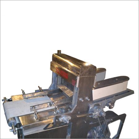 Stainless Steel Single Toast Slicing Machine