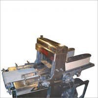 Stainless Steel Single Toast Slicing Machine
