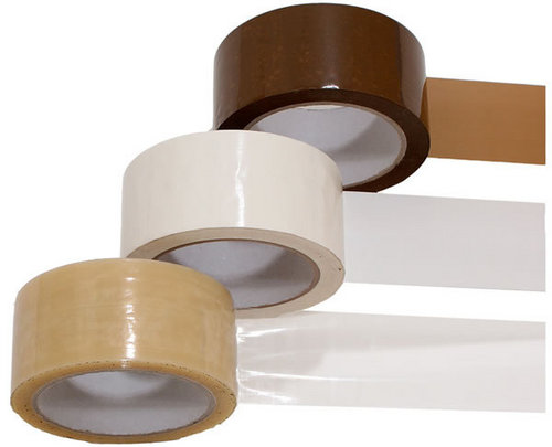 Printed BOPP Adhesive Tapes