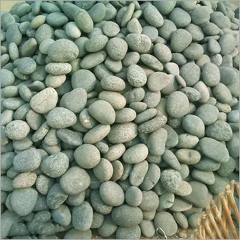 Home And Garden Decoration Natural Green & Mix Color River Pebbles