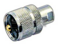 FME Male to Mini UHF Male Connector