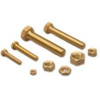 CA104 Aluminium Bronze Fasteners