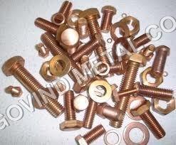 C95400 Cast Aluminum Bronze Nuts