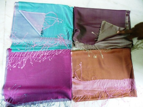 100% silk reversable high quality