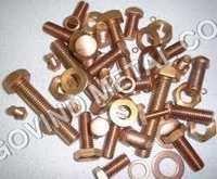 CDA 630 Aluminum Bronze Nuts
