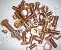 CDA 954 Aluminum Bronze Nuts