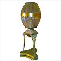 Designer Glass Lamp