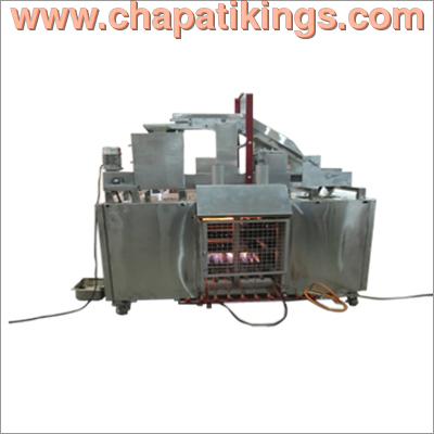 Industrial Roti Maker