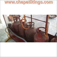Cylinder Bank For Dough Kneading Machine