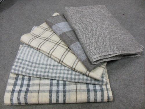 70% Pashmina x 30% Wool Shawl