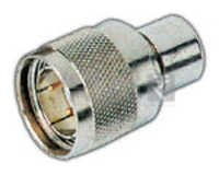 Twin Axial Male Connector Terminator 50