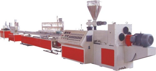 Twin Screw Extruder Conical