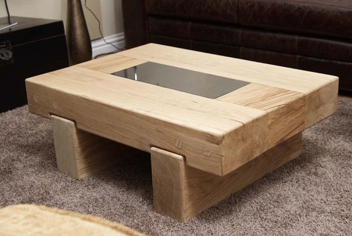 Wooden Center Tables