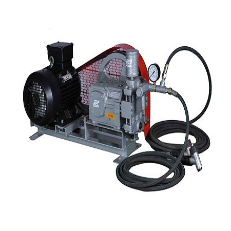 1hp Triplex Plunger Pump