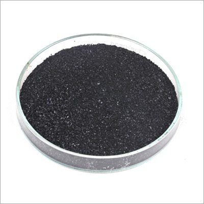Potassium Humate 90% Black Shiny Powder