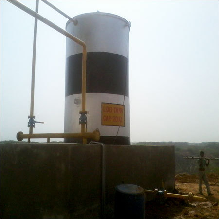 Heavy Storage Fuel Tanks