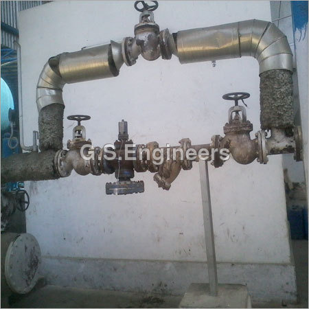 Pressure Reducing Station