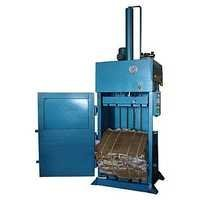 Card Board  Baling And Bundling Press