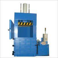 Pet Bottle  Baling And Bundling Press