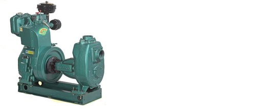 DE-WATERING DIESEL ENGINE DRIVEN PUMP-SETS