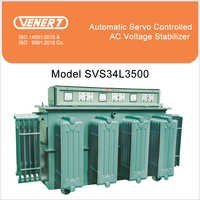 500kva Servo Voltage Stabilizer Oil Cooled
