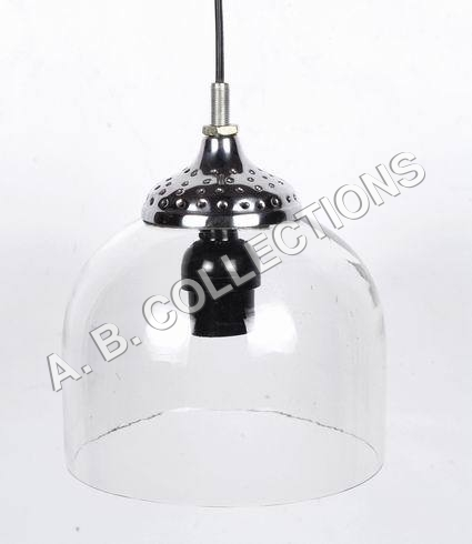 HALF CYLINDER PENDANT LAMP
