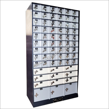 Steel Drawer Safe