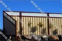 Profile Fencing Panels