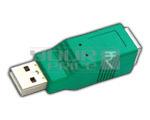 USB A male to USB B female adaptor