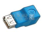 USB A Female to USB B Female Adaptor