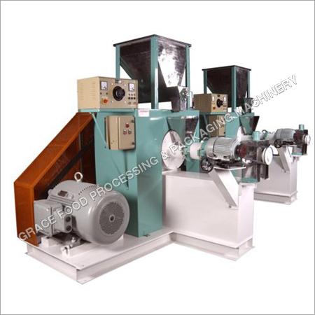Soya Nugget Chunk Extruder Machine