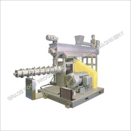 Poultry feed Extruder