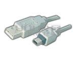 USB A Male To  Mini USB 05 Pin