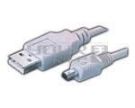 USB A Male to Mini USB 04 Pin (MISTUMI)